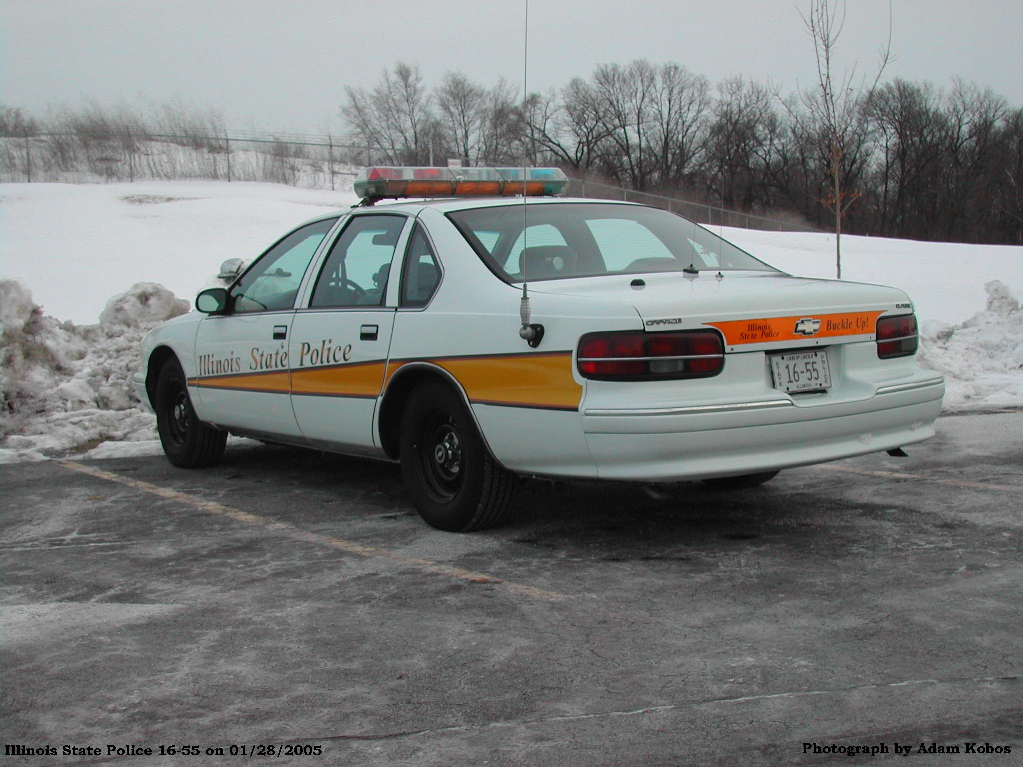 26+ 1995 Chevy Caprice Police Car